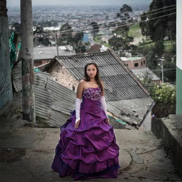 Así es como se celebran los 15 años de las niñas en Colombia