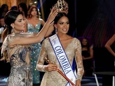Miss Colombia se burlo de las mexicanas y la respuesta fue contundente