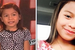 Lyca Gairanod of The Voice Philippines, now a gorgeous teenager!