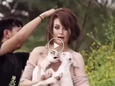 Ellen Adarna shows her naturally funny side on FHM shoot