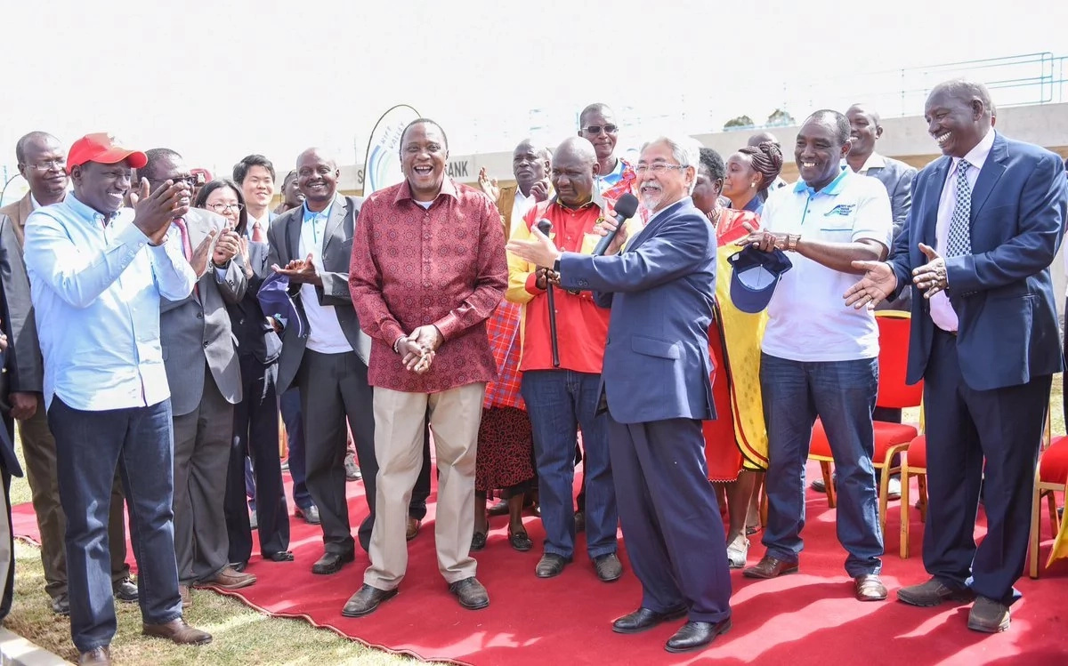 SUGGESTIVE video of Narok residents chanting against President Uhuru emerges