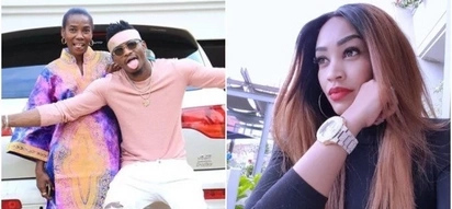 Diamond Platinumz now says ex-wife Zari was not his lover at all