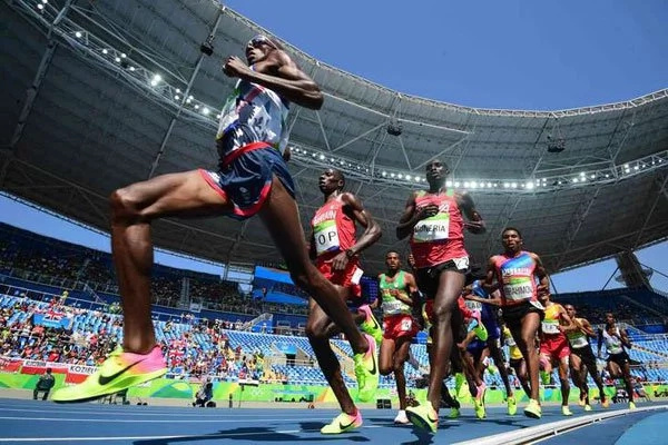 Kenyan athletes fail to qualify for the 5000m race in Rio Olympics