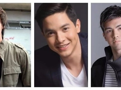 Top 4 most handsome young Kapuso actors. Rounding up the top 4 young good looking matinee idols of today.