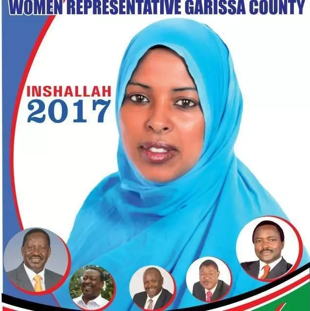 Garissa women rep