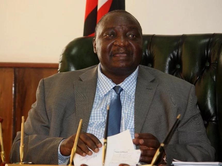 Aliyekuwa spika wa kaunti ya Nairobi ajipata mashakani baada ya kuwazaba makofi wafuasi wa NASA