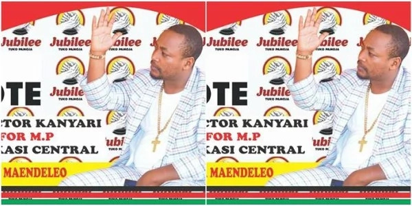 Kenya's biggest CON preacher to vie for a political seat