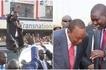 Uhuru brings 200,00 jobs to Eldoret with industrial zone