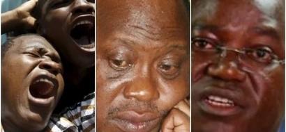 Uhuru's statement on Chris Msando's brutal murder sparks outrage