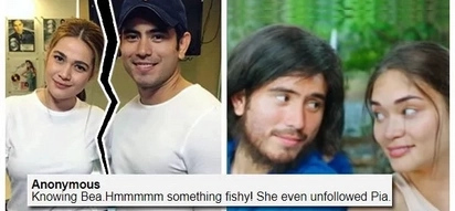Nagselos ba siya? Bea Alonzo unfollows Gerald Anderson and Pia Wutzbach on Instagram