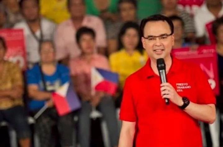 Cayetano against hero's burial for Marcos