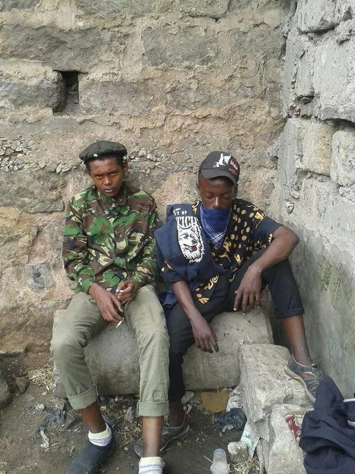Mwanachama wa genge la Gaza afanyia mtihani korokoroni kwa shtaka la wizi wa kimabavu