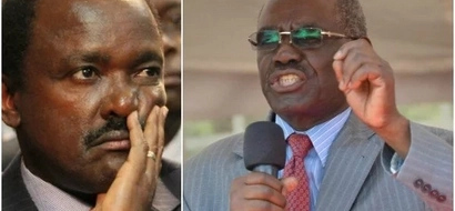 Kalonzo's closest ally David Musila ditches his party after falling out on nominations