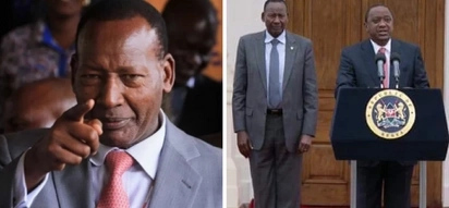 Friends reveal what the late Joseph Nkaissery hated most about about being a cabinet secretary