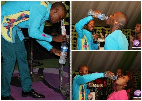 Death has no power over us! Pastor makes congregants drink RATS POISON for healing (photos)
