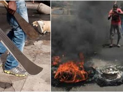 Tension as Mungiki storm Embakasi, burn houses