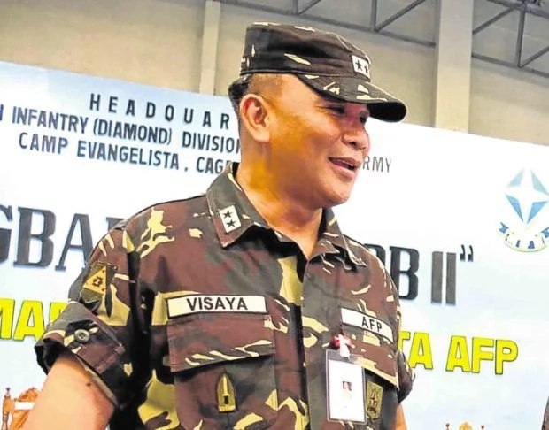 New chief says no turning Left for AFP
