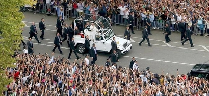 What To Expect: See Inconvinience Pope Francis Caused When He Visited America
