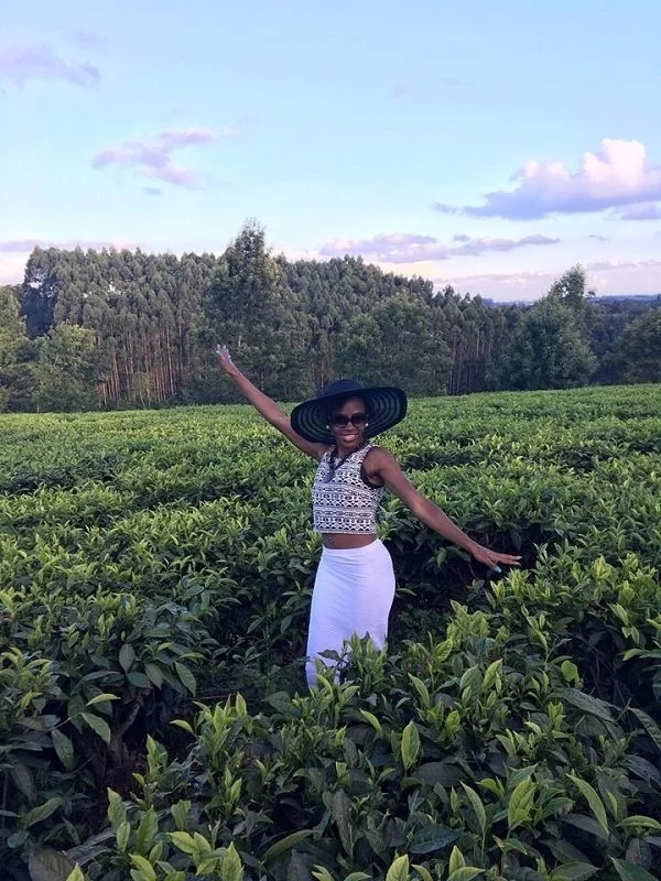 Meet the Hot lady that has showed Kenyan how awesome Limuru can really be (photos)