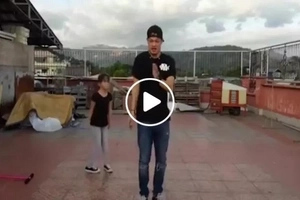 Bonding at its best! Talented father dances with daughter in viral Facebook video