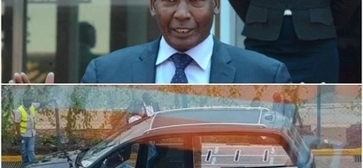 4 unbelievable photos of the expensive vehicle that transported Nkaissery to his resting place