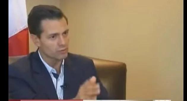 5 veces en las que Peña Nieto estuvo fuera de control