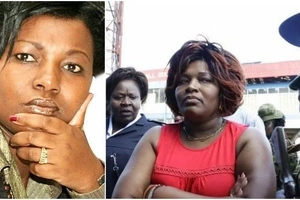 Nairobi Woman Rep Rachel Shebesh under siege (video)