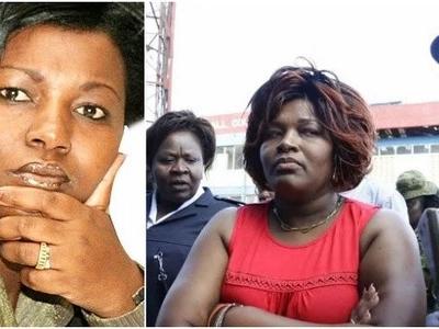 Nairobi Woman Rep Rachel Shebesh under siege (video)
