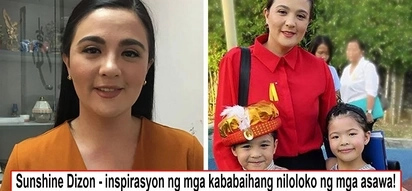 Bayani ng mga niloloko! Sunshine Dizon inspires women with cheating husbands to be brave and stand their ground!