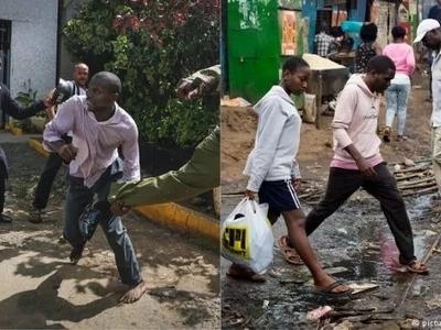 Hii ndiyo hali halisi katika mitaa ya mabanda jijini Nairobi baada ya uchaguzi
