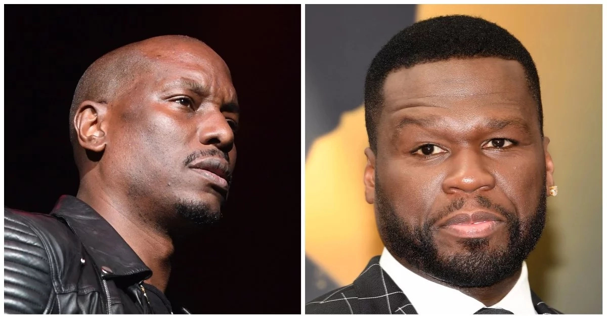 THE KENYAN: 50 Cent reacts and disses Tyrese after he had an