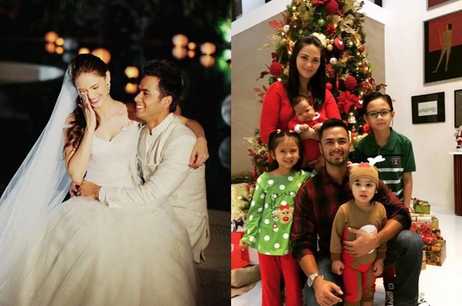 Family goals! Oyo Boy and Kristine Sotta about to celebrate their 7th wedding anniversary!