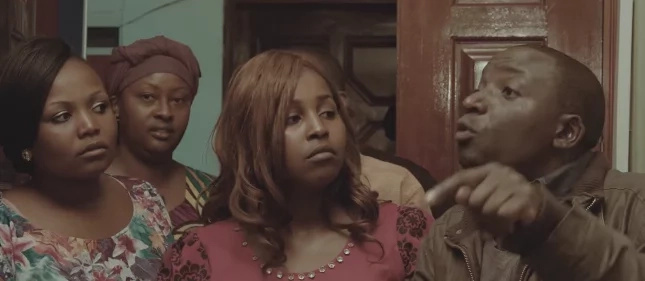 Citizen actress Mama Baha and popular artist King Kika unite to 'expose' corrupt politicians
