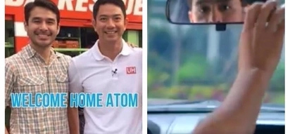 Atom Araullo is officially a Kapuso! Teaser video of his arrival at GMA show goes viral