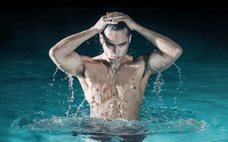 Secrets of the male body revealed. Beware, they are hot!