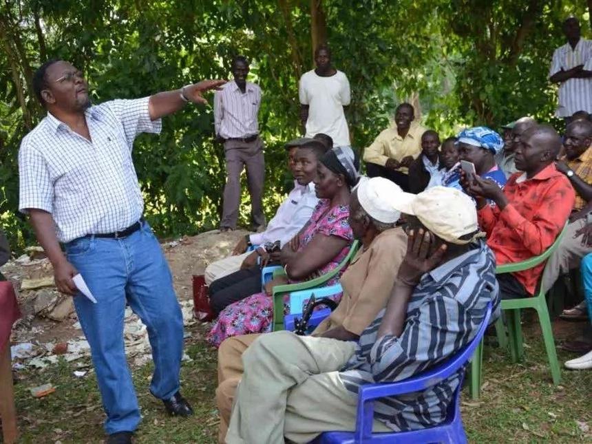 MP says he has no money for hecklers at Raila Odinga rallies