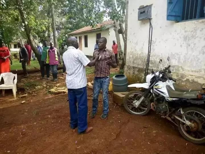 Jakoyo Midiwo amtuanga mwanamume baada ya kupoteza uteuzi wa ODM