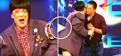 Vice Ganda gets a super kilig moment as his college crush at FEU visits him on GGV! Find out who this former actor is!
