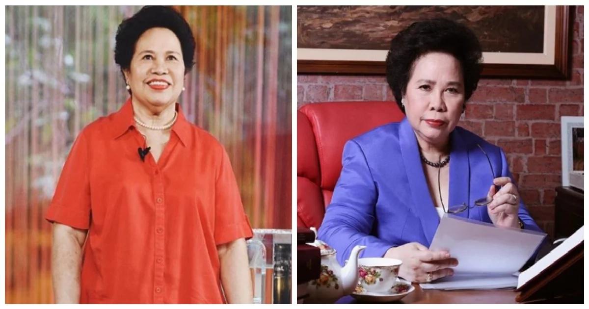 Pres. Duterte nominated late Sen Miriam Santiago for highest civil service award