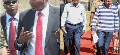 Eneo alilozuru mwisho marehemu Joseph Nkaissery latengwa kwa uchunguzi-habari kamili