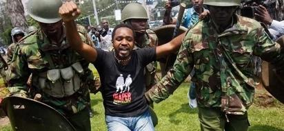 Mwanaharakati Boniface Mwangi apewa makataa ya siku 7 kuomba msamaha Naibu Rais
