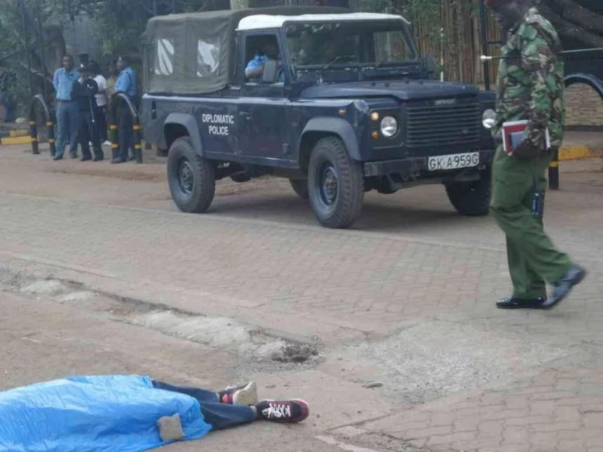 Wajir man responsible for botched up US embassy attack