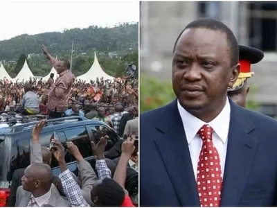 Uhuru cancels Western tour hours after calling off Tharaka Nithi tour