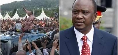 Uhuru cancels Western tour hours after calling off Tharaka Nithi tour
