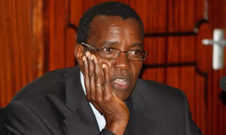 Jubilee MP files petition for the removal of CJ David Maraga