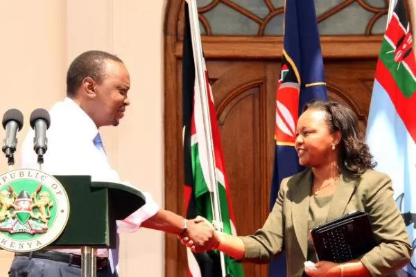 Raila Odinga finally speaks to Anne Waiguru after Court order
