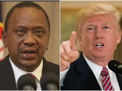 Kenya officially responds to Donald Trump's shithole remarks