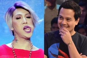 Vice Ganda's wish to work with John Lloyd Cruz has come true