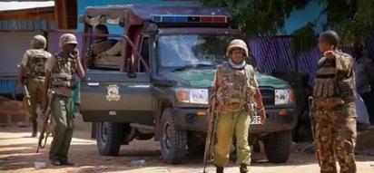 Suspected Al-Shabaab militants launch yet another attack on Kenyan soil,destroy telecommunication mast on Garissa-Lamu border
