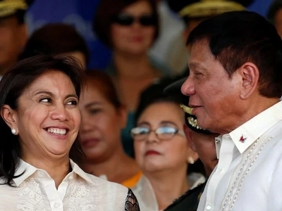 Rest assured! Duterte promises Robredo the vice presidency will not be stolen from her